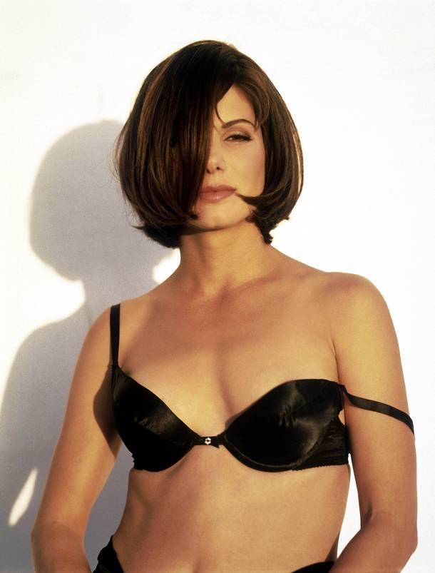 Sandra Bullock Bikini