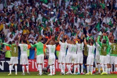 المنتخب الوطني الجزائري يسيطر على التشكيلة المثالية لإفريقيا في كأس العالم 2014 بالبرازيل