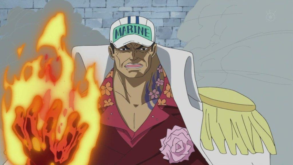 Almirante Akainu