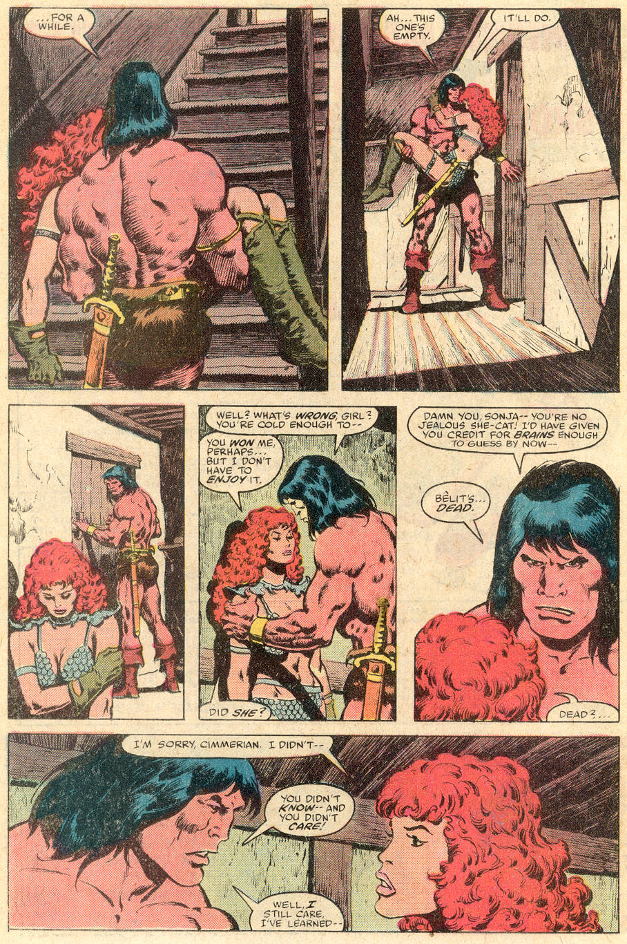 Conan the Barbarian (1970) Issue #115 #127 - English 11