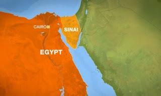 Militer Mesir di Serang Pejuang di Sinai