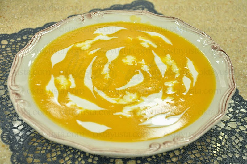 Tatlı Patates Çorbası Tarifi Kolay Yapımı
