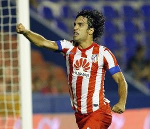Pálido inicio de liga para Falcao y el Atlético