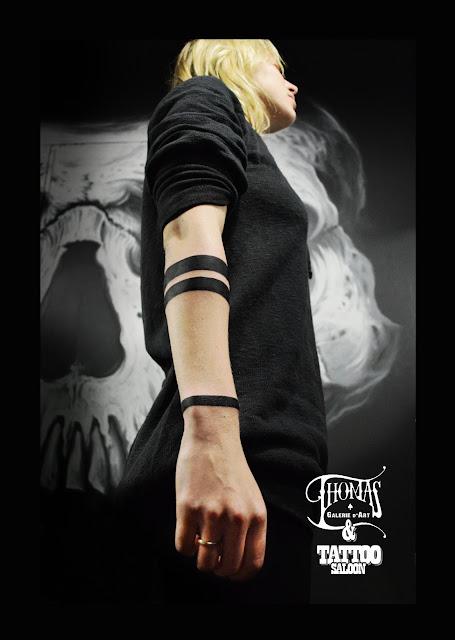 Black Rings &Quot; Tattoo