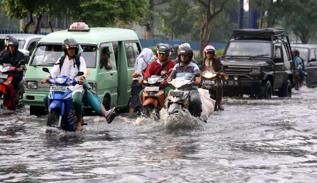 Pemda Berencana Normalisasi Aliran Kali Wosi