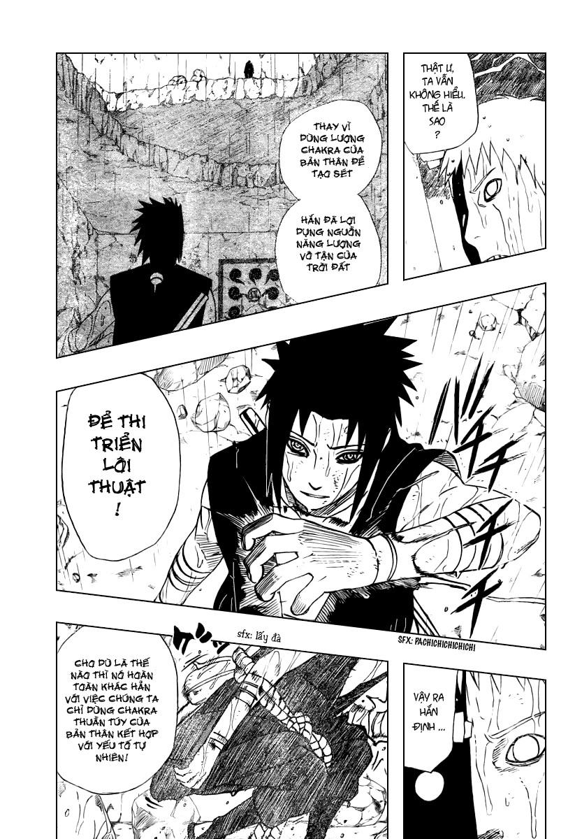 Naruto chap 391 Trang 4 - Mangak.info