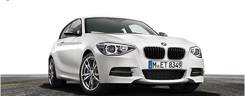 Harga Mobil BMW Seri 1