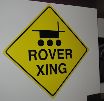 Rover Crossing