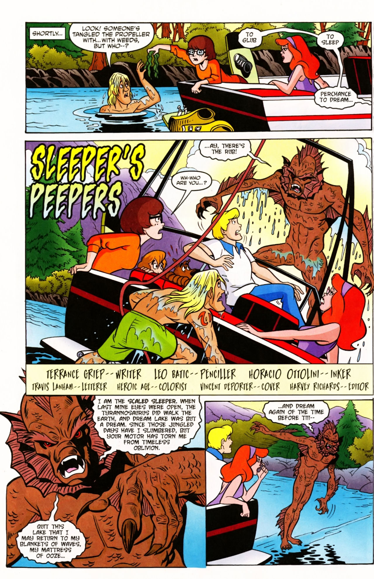 Read online Scooby-Doo (1997) comic -  Issue #152 - 3