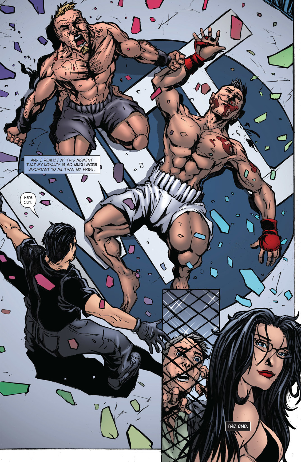 Grimm Fairy Tales (2005) Issue #38 #41 - English 24