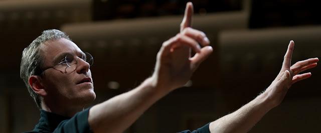 der cineast Steve Jobs dirigiert