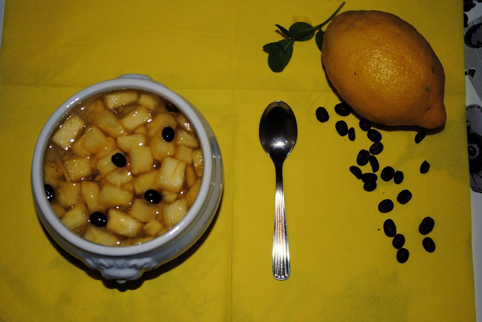 In cucina con gusto zuppetta d 39 ananas - Prevenire in cucina mangiando con gusto ...