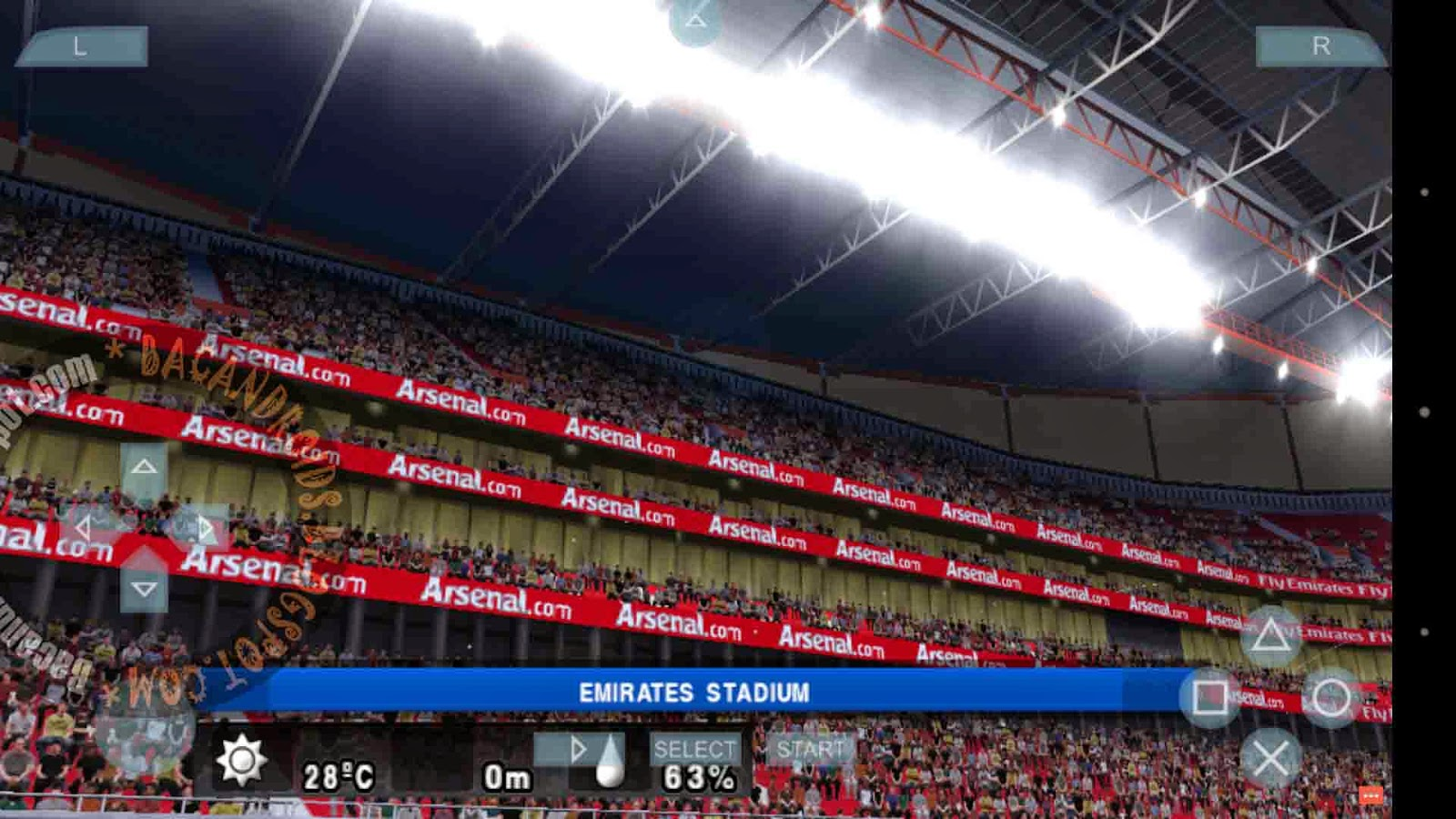 PES 2015 ISO PPSSPP for Android