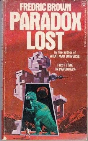 """Portada original de """"Paradoja Perdida"""""""