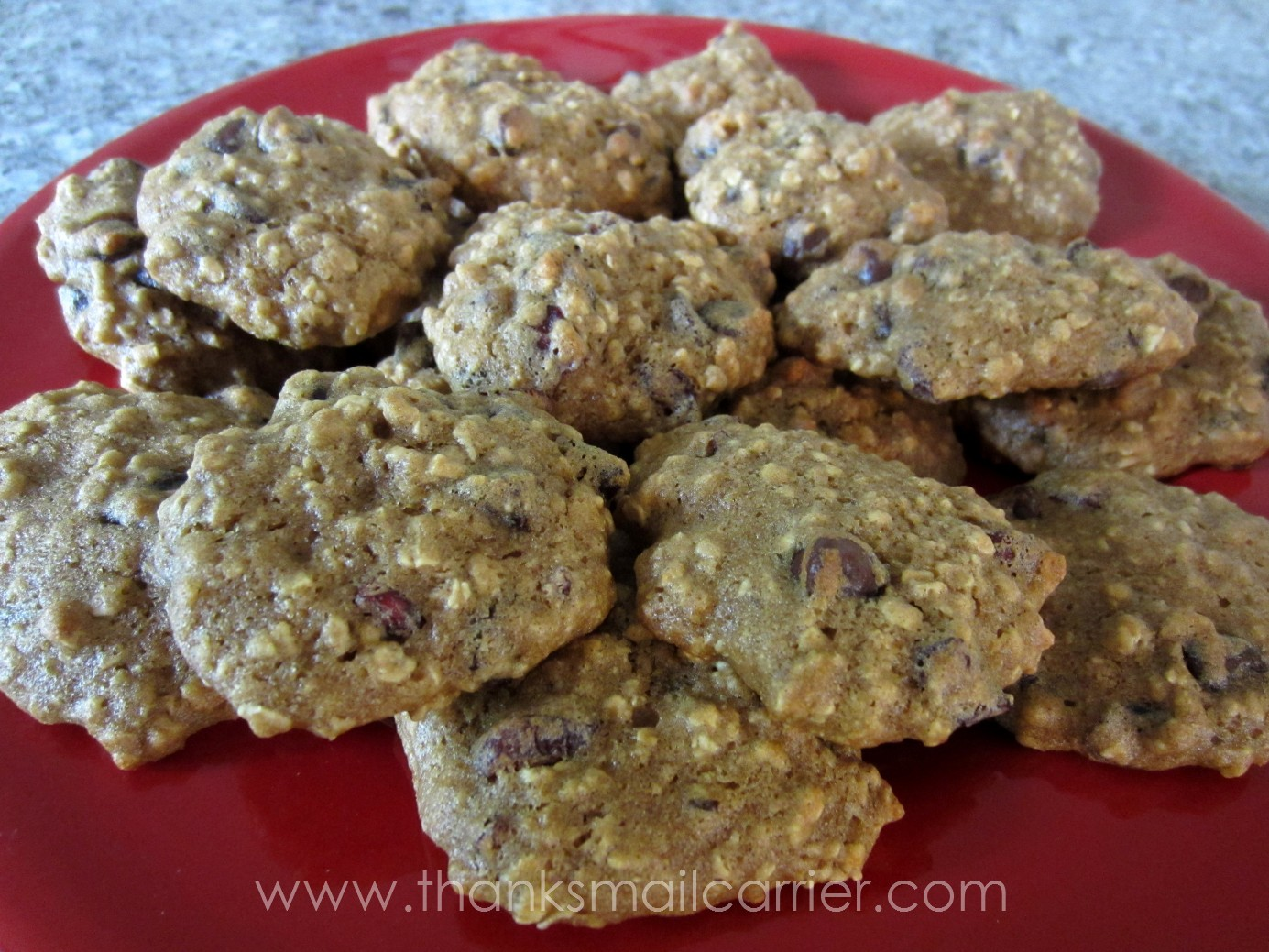 WOULD LOVE TO TRY THE FRUIT AND NUT TRAIL MIX COOKIES. I THINK THE ...
