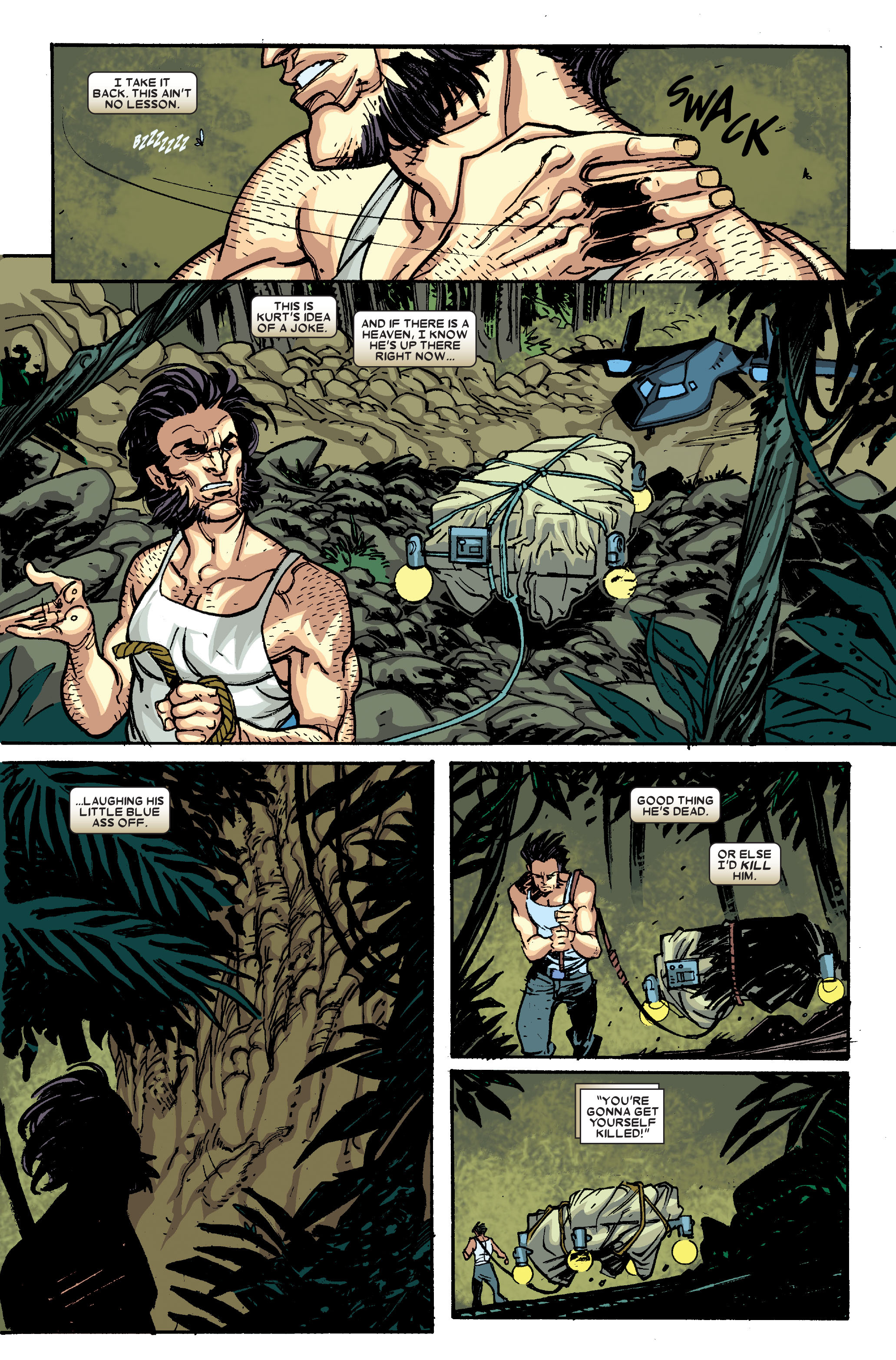 Wolverine: Weapon X #16 #16 - English 5