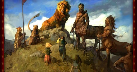 You're here!! Read Reviews....: The Chronicles of Narnia