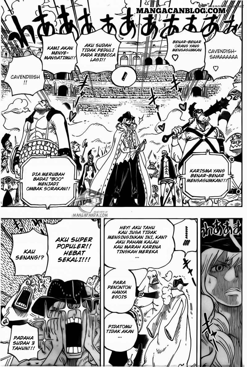 Komik one piece 722 - keturunan raja 723 Indonesia one piece 722 - keturunan raja Terbaru 6|Baca Manga Komik Indonesia|Mangacan