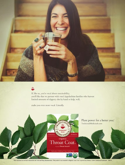 Mara Croesy - Cast Images - Medicinals Tea