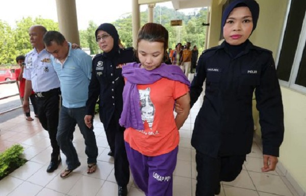Tanam anak untuk lindungi kesalahan suami, Ibu dipenjara 24 bulan