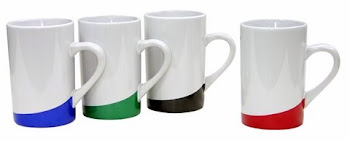 CENTRUM LINK - CERAMIC WAVE MUGS