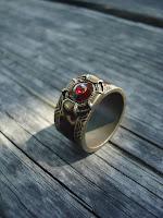 Metal Renaissance Ring by hotGlued