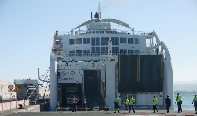Islas canarias naviera armas oferta entre islas - Ofertas canarias enero ...