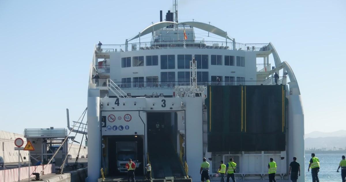 Puerto de las palmas gran canaria naviera armas oferta for Horario oficina naviera armas las palmas