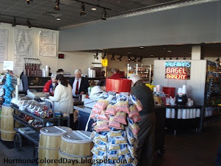 Kaufman's Deli in Skokie reopened in 2012 after a fire in 2011