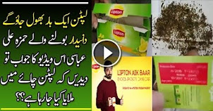 What Lipton Is Mixing Inside Tea Bags You Will Be Shocked