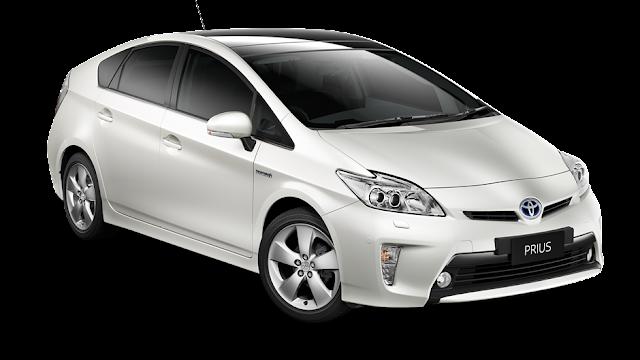 Toyota Prius Ecológico
