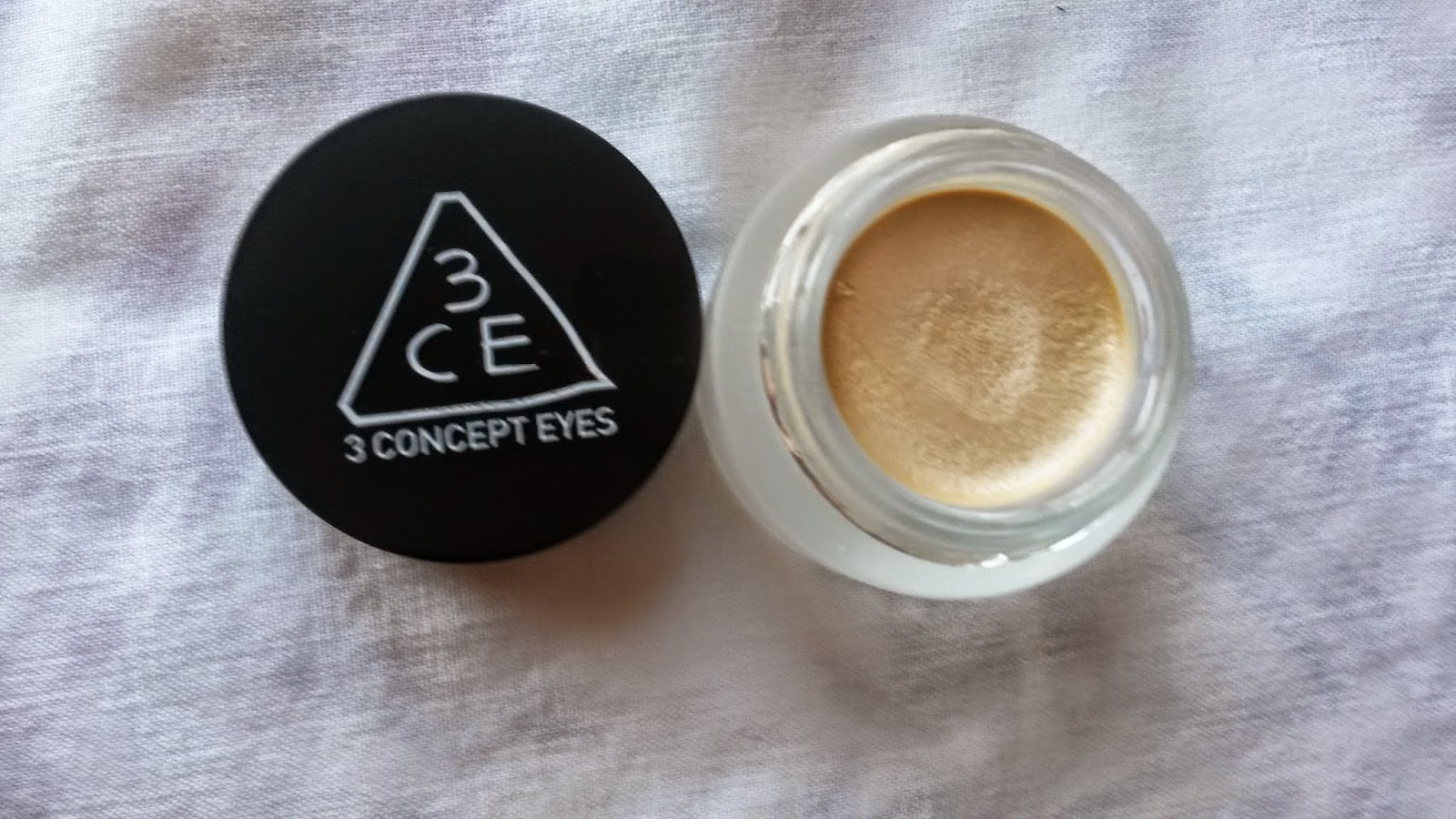 3CE - GLAM CREAM SHADOW in SPOTLIGHT