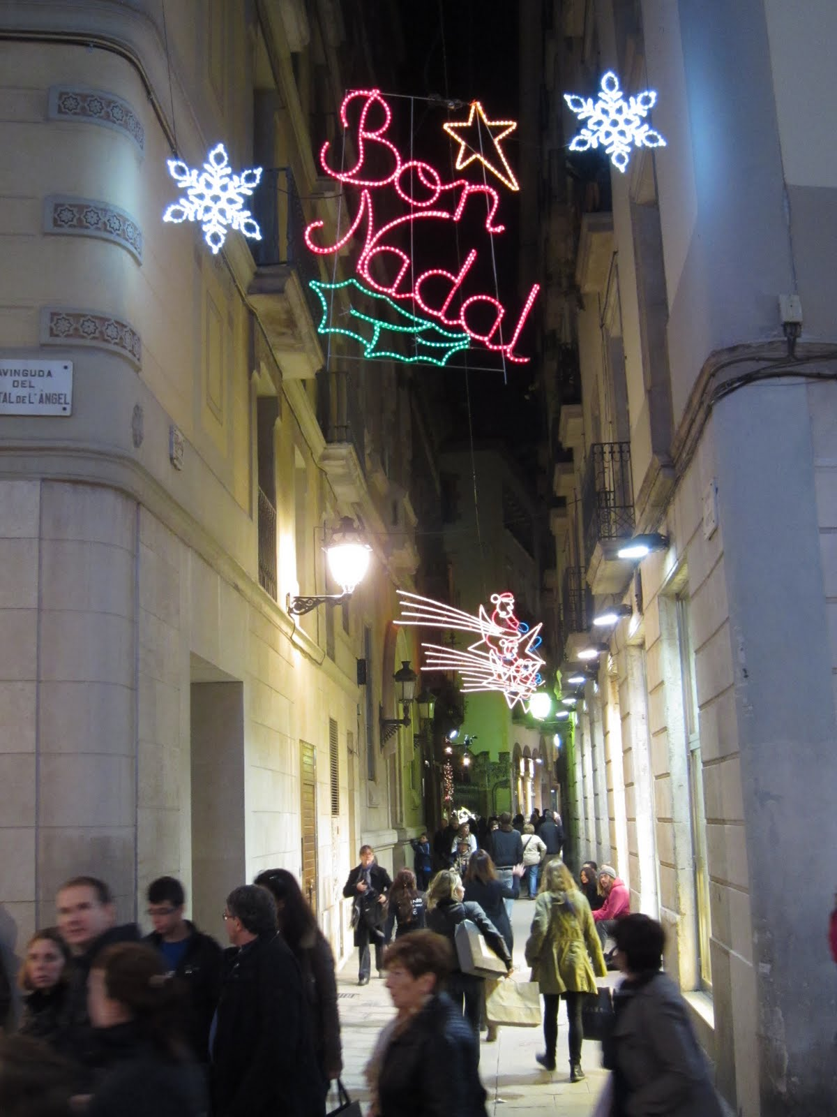 bon nadal meaning