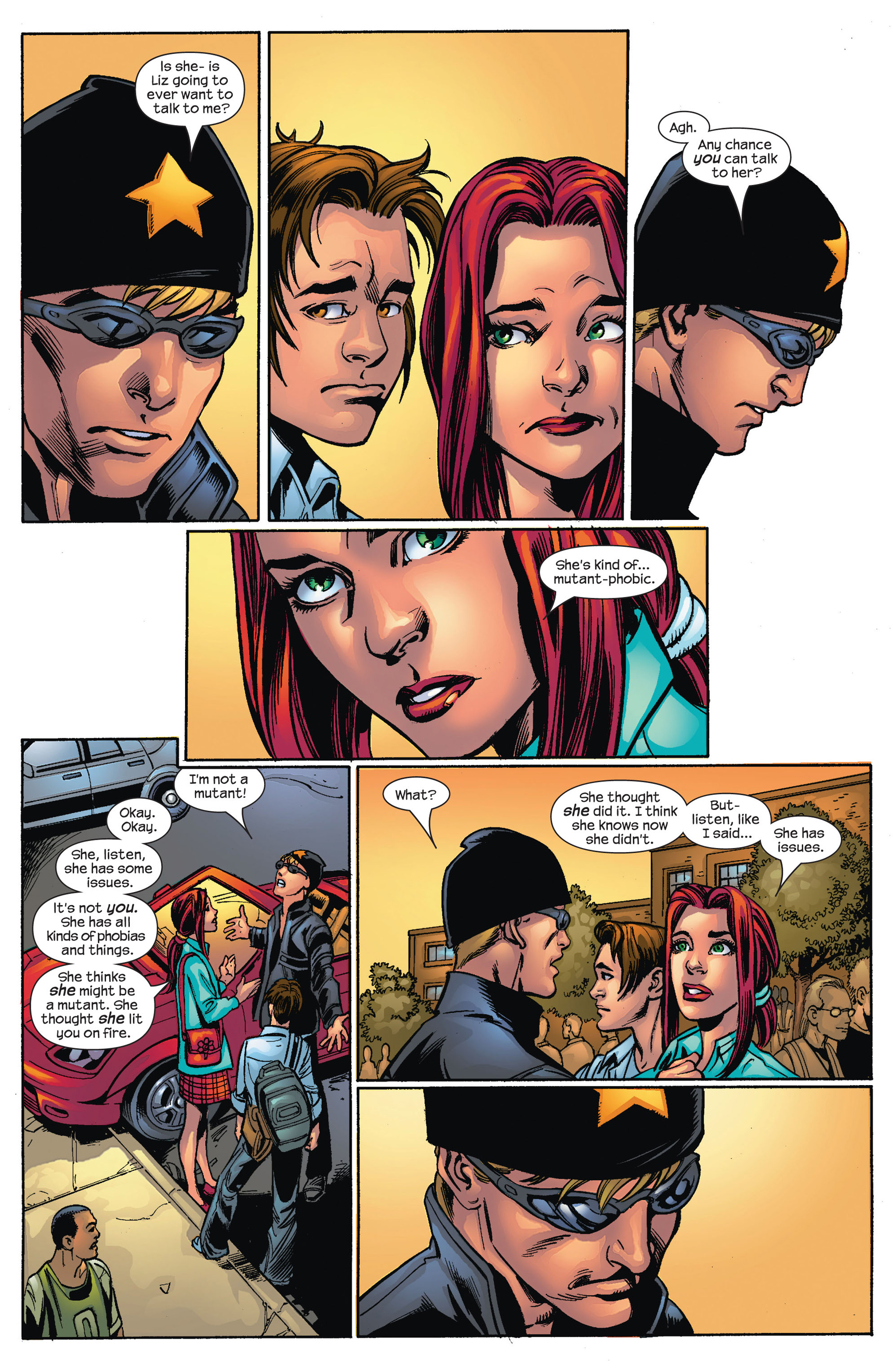 Ultimate Spider-Man (2000) Issue #69 #73 - English 10