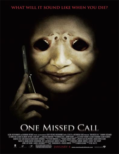 Ver Llamada perdida (One missed call) (2008) Online