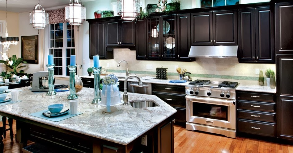 Tricked Out Mansions Showcasing Luxury Houses Amazing Million Dollar Custom Kitchen
