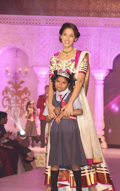 Shilpa Reddy Stills At Princess On The Ramp Event