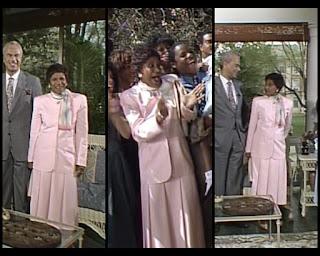 Cosby Show Huxtable fashion blog 80s sitcom Clarice Taylor Anna