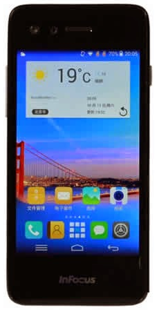 Foxconn Infocus M2 Android