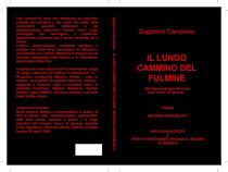 """""""Il lungo cammino del fulmine"""" 2a EDIZIONE , libro ed e book"""