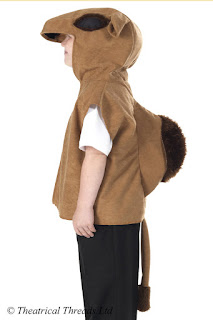 Camel Nativity Play One Size Kids Tabard Costume from Theatrical Threads Ltd
