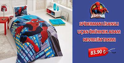 http://www.nevresimdunyasi.com/spiderman-ucan-orumcek-nevresim-takimi