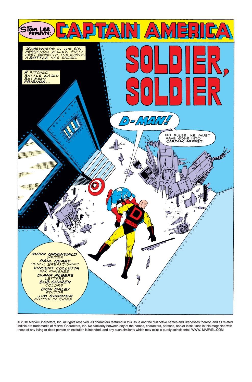 Captain America (1968) Issue #331 #260 - English 2
