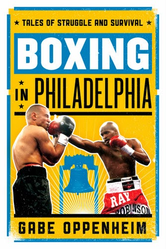 Boxing in Philadelphia by Gabe Oppenheim