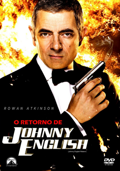 Filme O Retorno de Johnny English Dublado AVI BDRip
