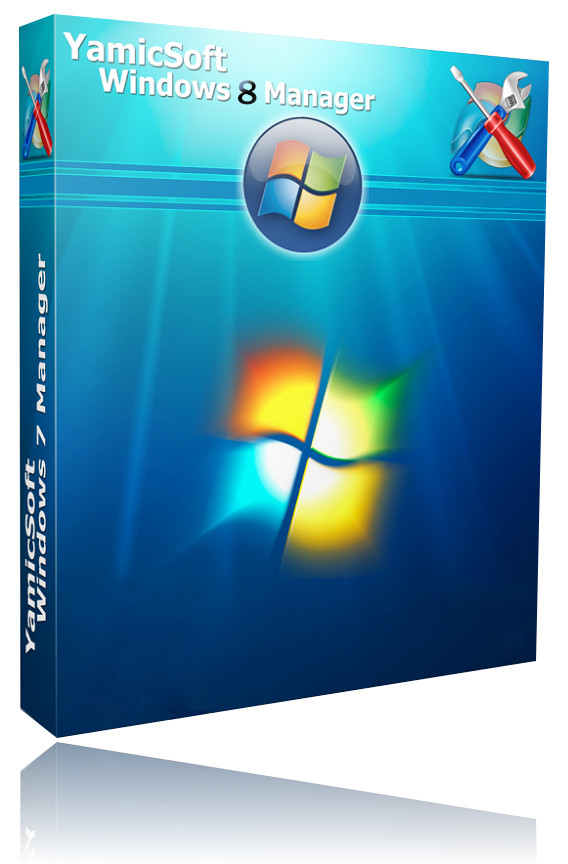 Yamicsoft Windows 8 Manager 1.1.9