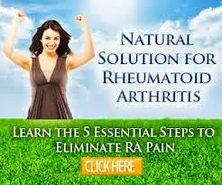 Paddison Program For Rheumatoid Arthritis