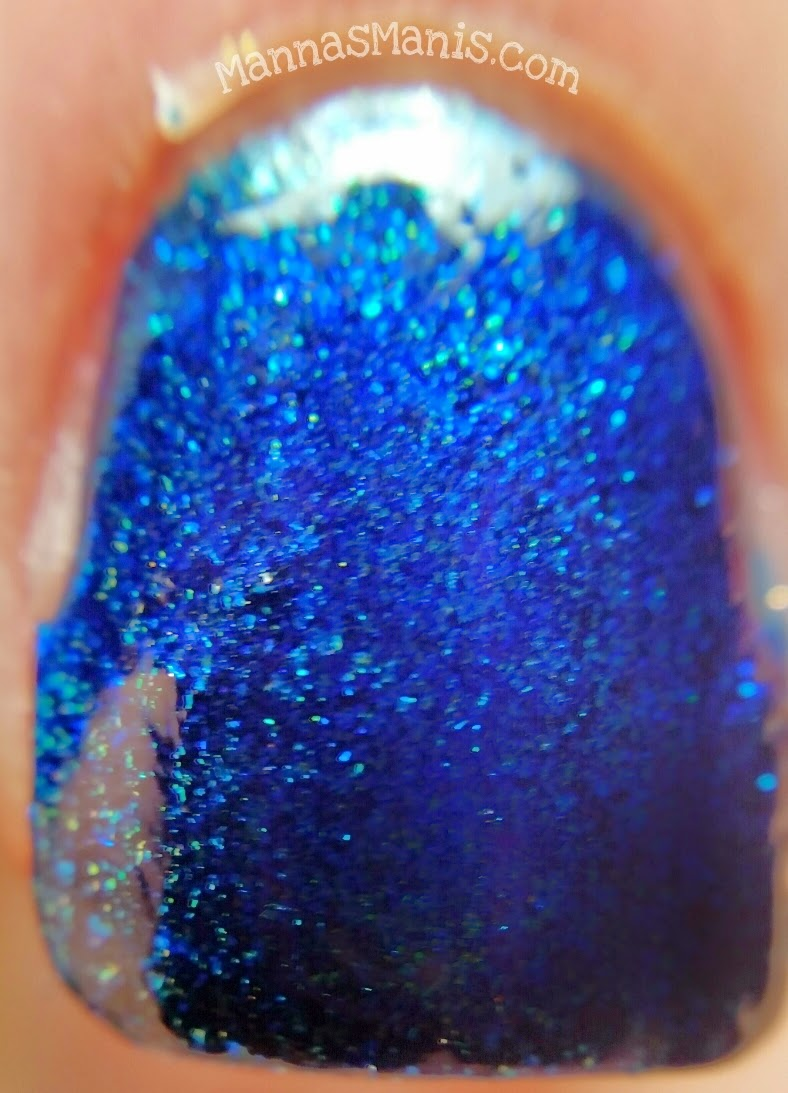 zoya remy, a blue nail polish