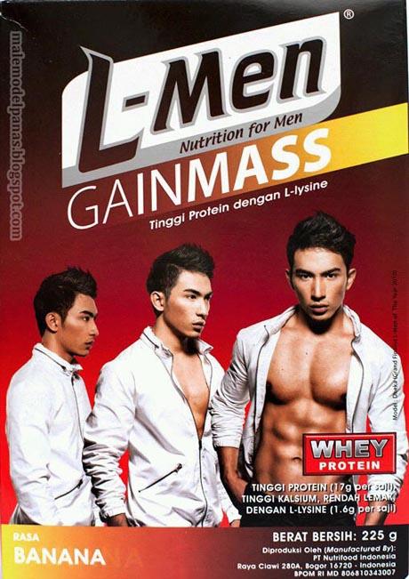 L-men nutrition for men