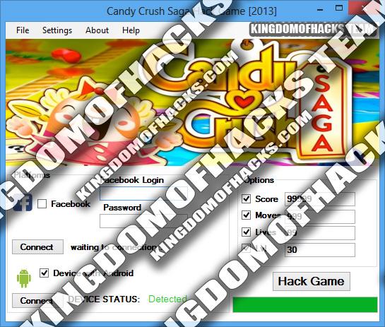CANDY CRUSH SAGA HACK GAME 2013 DOWNLOAD!